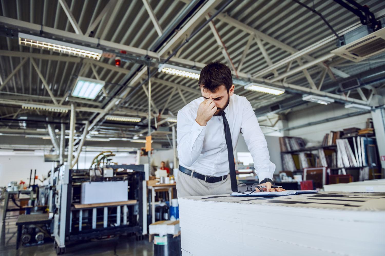 Wzrost wydajności produkcji. Strategy&Results - skutecznie zwiększamy rentowność, zaangażowanie i efektywność zespołów.